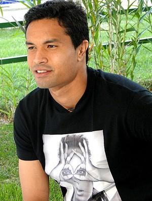Dudu Cearense, jogador do Atlético-MG (Foto: Marco Antônio Astoni / Globoesporte.com)