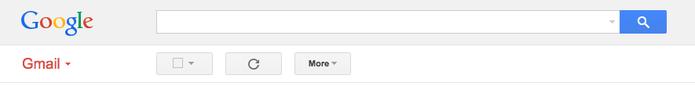 Use a pesquisa avançada do Gmail e encontre mensagems mais rápido (Foto: Reprodução/Google)