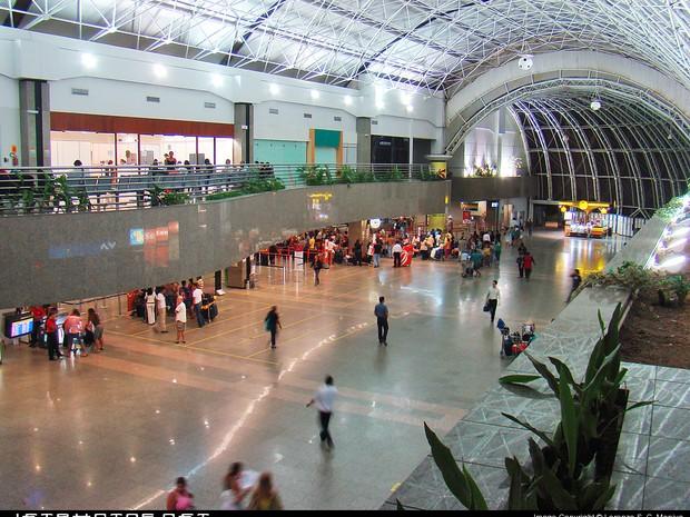 Aeroporto Internacional Pinto Martins (Foto: Agência Diário)