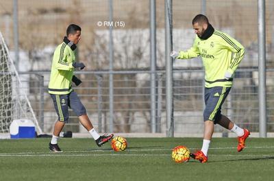 Cristiano Ronaldo Benzema Real Madrid (Foto: Divulgação Real Madrid)