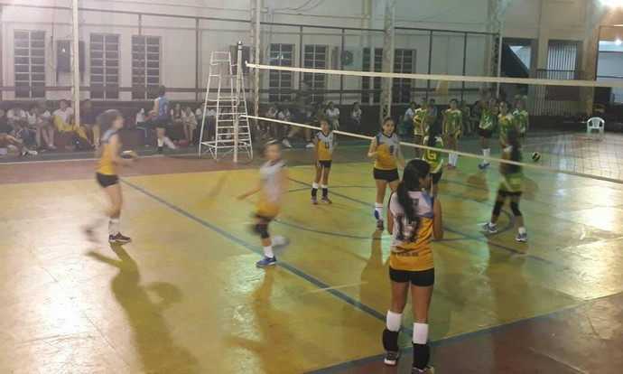 Quinta rodada acontece nesta sexta-feira, no Ginásio da Escola Euclides da Cunha (Foto: Imagem/Divulgação)