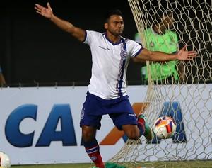Maxi Biancucchi Bahia (Foto: Felipe Oliveira / Divulgação / EC Bahia)