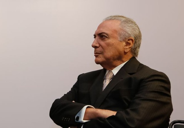O presidente Michel Temer (PMDB) (Foto: Marcos Corrêa/PR/Fotos Públicas)
