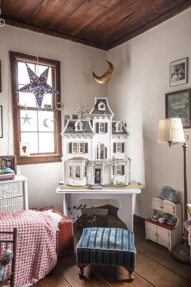 O ref gio buc lico da escritora casa vogue interiores for Piani casa bagno jill e jill