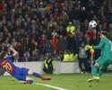 """Sergi Roberto mostra incredulidade após gol: """"Não sabia se era um sonho"""""""