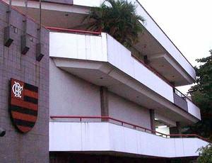 sede do Flamengo na Gávea