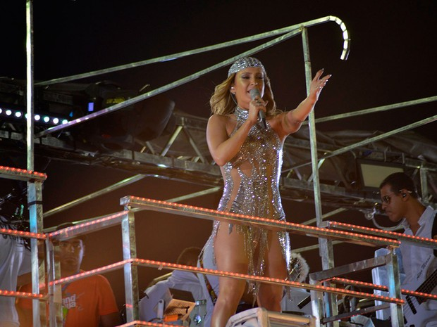 Claudia Leitte na Barra (Foto: Elias Dantas/Ag. Haack)