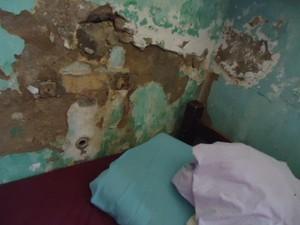 Unidades prisionais têm estrutura precária (Foto: Pastoral Carcerária)