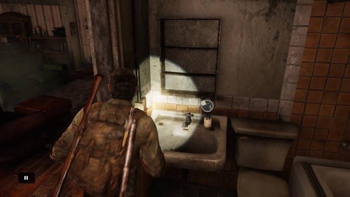 The Last of Us: aprenda a melhorar as habilidades de Joel usando as pílulas (Foto: Reprodução/Murilo Molina)