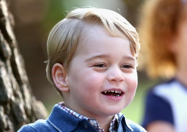 Príncipe George (Foto: Getty)