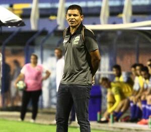Odil Soares, treinador do Luverdense (Foto: Jamira Furlani/Avaí FC)