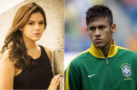 Bruna Marquezine e Neymar: namoro chega ao fim após um ano (Foto: Arquivo)