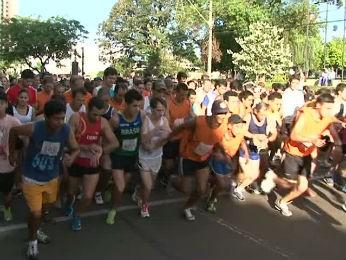Prefeitura abre inscrições para 42ª Corrida Rústica de Guarapuava (Foto: Reprodução/RPC TV)