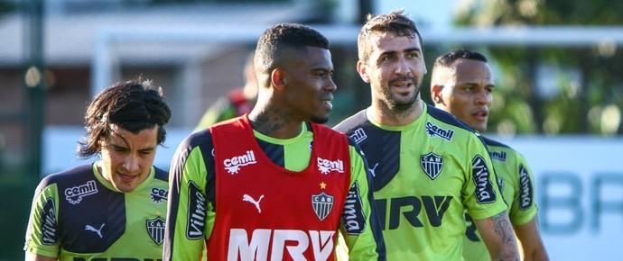Maicosuel, do Atlético-MG (Foto: Bruno Cantini / Flickr do Atlético-MG)