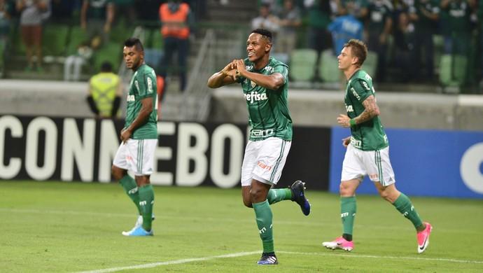 Palmeiras x Tucuman (Foto: Marcos Ribolli)