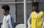 Alan Mineiro deixa o time, e Tite faz dois testes na equipe do Corinthians  (Marcelo Braga)