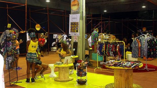 Alameda Sensações foi um dos novos espaços da festa (Foto: Adenilson Nunes/COOFIAV/Divulgação)