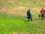 """Boca Juniors goleia na Libertadores, mas estado da grama """"rouba  a cena"""""""