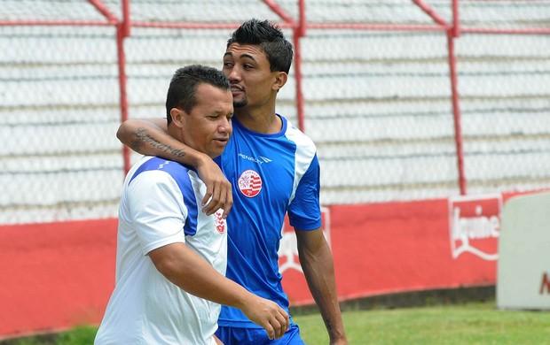 kieza kuki náutico (Foto: Aldo Carneiro / Pernambuco Press)