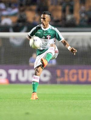 Juninho, Palmeiras X Coritiba (Foto: Marcos Ribolli)