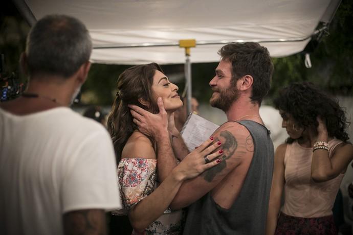 Juliana Paes será Bibi, uma mulher apaixonada pelo marido Rubinho (Emilio Dantas) (Foto: Raphael Dias/Gshow)