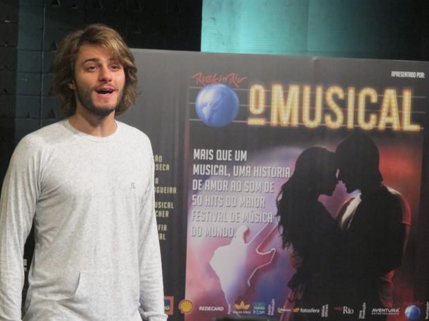 Hugo Bonemer ator  (Foto: Cristiane Cardoso)