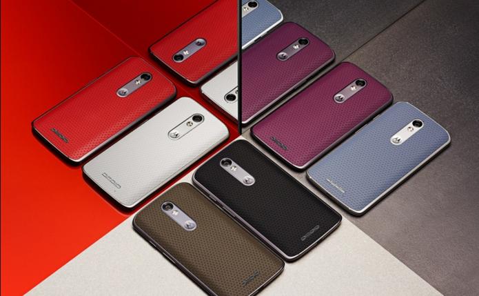 Moto X Force tem traseira personalizável no Moto Maker e tela com garantia (Foto: Divulgação/Motorola)