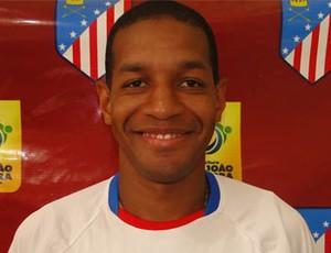 Thiago Ramos, novo reforço do Vila Nova (Foto: Divulgação / São João da Barra)