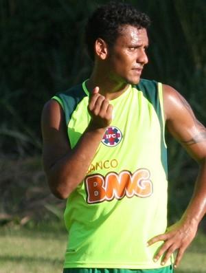 Wellington Bruno, do Ipatinga (Foto: Assessoria do Ipatinga)