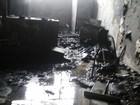Incêndio atinge escola e aulas são suspensas em São Romão