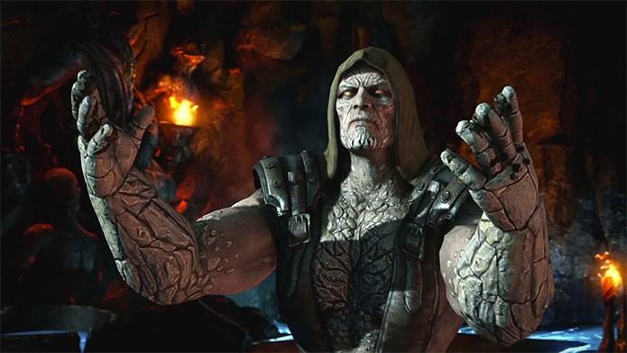 Tremor, o ninja da terra, chega em Mortal Kombat X (Foto: Divulgação)