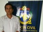 Homem é preso após agredir familiares (Divulgação/Polícia Civil)