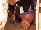 Menina estuprada e morta ficava sem água e alimentos, diz casal à polícia