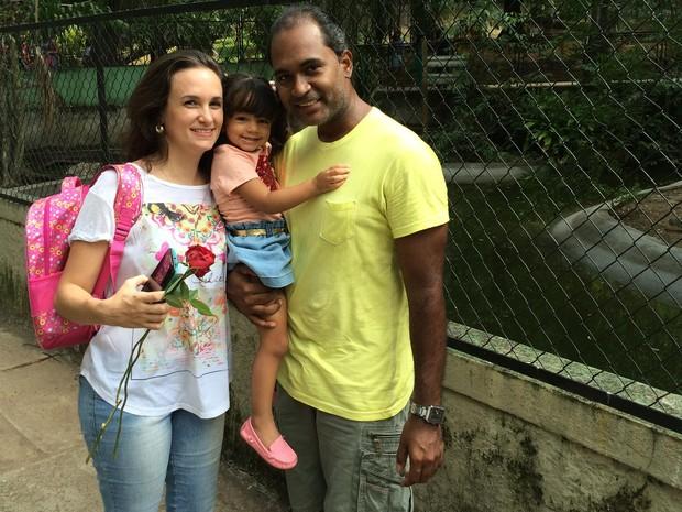 Zoológico do Rio, que estava fechado desde 14 de janeiro, foi reaberto nesta terça (8), às 9h. (Foto: Fernanda Rouvenat / G1)