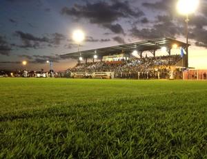 Último jogo da final do Campeonato Rondoniense 2012 (Foto: Hugo Crippa/GLOBOESPORTE.COM)