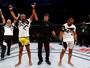 Serginho Moraes vence Davi Ramos em luta morna e vaiada pelo público