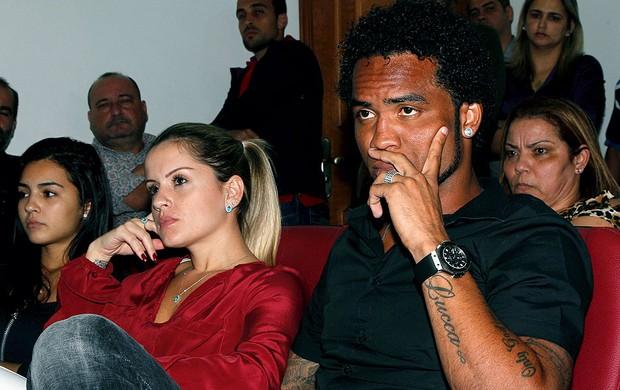 Carlos Alberto julgamento doping (Foto: Cezar Loureiro / Agência O Globo)