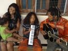 Família atravessa o país para conhecer origem do Daime no Acre