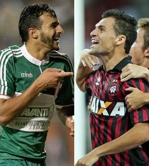 Palmeiras x Atlético-PR (Foto: Foto: Getty Images)