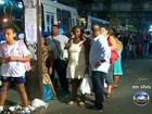 No 2º dia de greve no RJ, passageiros reclamam na volta para casa