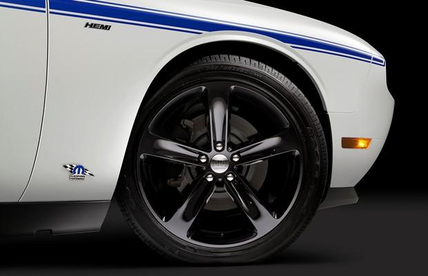 Dodge Challenger Mopar (Foto: Divulgação)