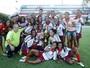 São Francisco perde para o Bahia, mas levanta 13º título baiano feminino