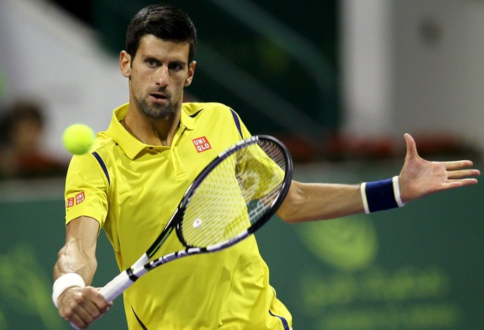 Djokovic passou por Nadal sem a menor dificuldade (Foto: Reuters)