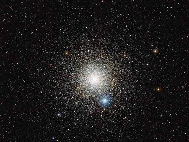 O aglomerado globular NGC 6752 (Foto: ESO/Divulgação)
