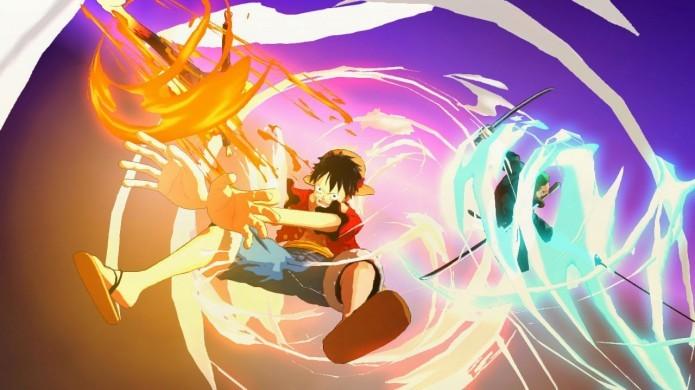 Ataques Especiais Combinados atingem todos os inimigos do cenário, matando-os rapidamente (Foto: Reprodução/Animes Activity)
