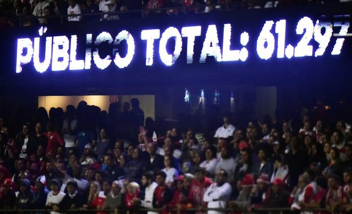 Público São Paulo x Atlético-MG recorde (Foto: Marcos Ribolli)