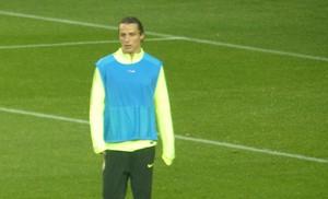David Luiz (Foto: Richard Souza (GloboEsporte.com))