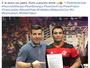 John Macapá posta foto e pode estar perto de voltar a lutar no Bellator
