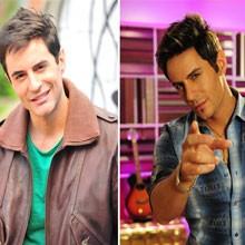 Tozzi: 'Não consigo usar o 'bonita' na vida real' (Cheias de Charme / TV Globo)
