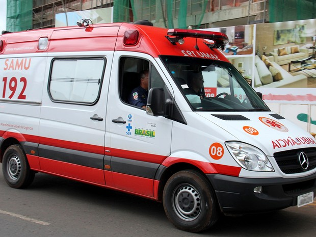 Ambulância Samu Itaúna (Foto: Prefeitura Itaúna/ Divulgação)